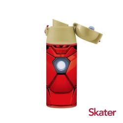 Skater直飲不鏽鋼保溫瓶(360ml) 鋼鐵人