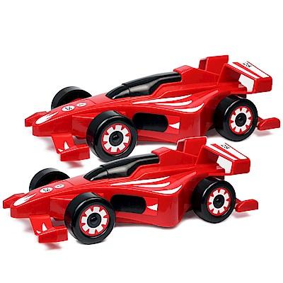 FERRARI 法拉利 3DF1跑車造型沐浴膠(180ml)X2入