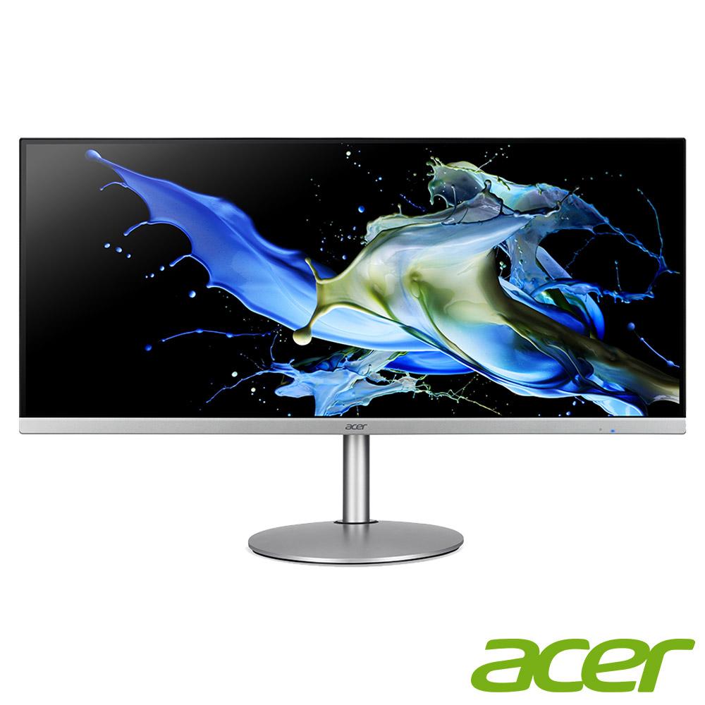 [時時樂] Acer CB342CK 34型 IPS UltraWide極速HDR電腦螢幕