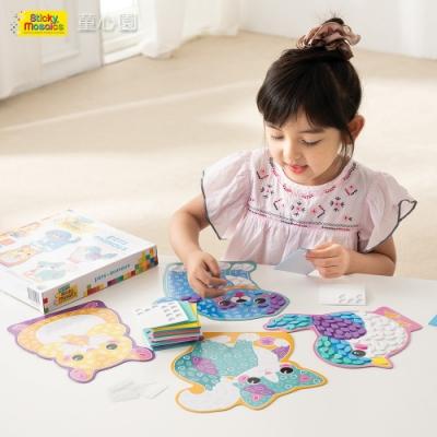 Sticky Mosaics 馬賽克拼貼-療癒寵物(3Y+)
