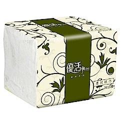 Livi優活柔拭紙巾(300張x30包)/箱