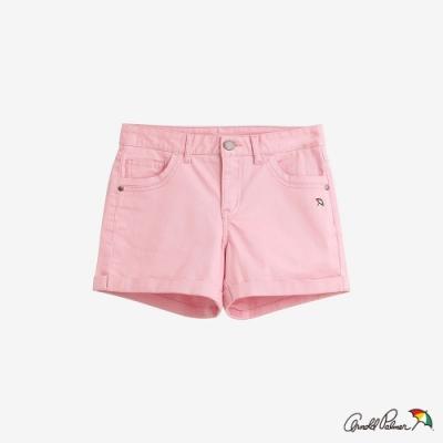 Arnold Palmer-女裝-Color Denim 短褲-粉