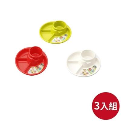 日本品牌INOMATA化學 BBQ分隔餐盤3入組