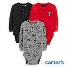 Carter s 聖誕企鵝包屁衣三件組