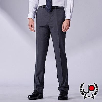 極品西服 紳士品味彈力直條西褲_深灰(BW775-1)