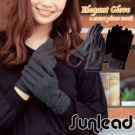 Sunlead 螢幕觸控。經典款保暖防風刷毛手套