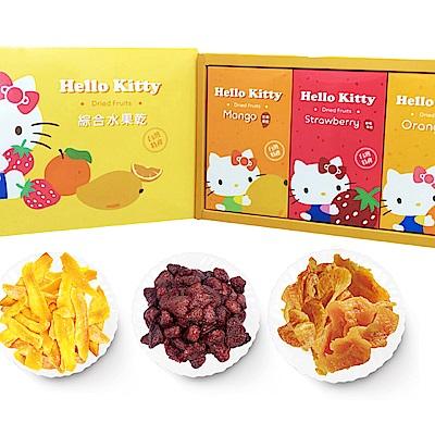 Hello Kitty綜合水果乾禮盒(5盒入)