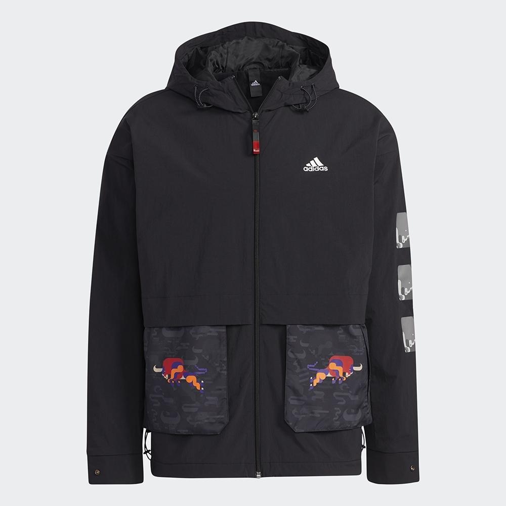 adidas CNY 運動外套 男 GP1821