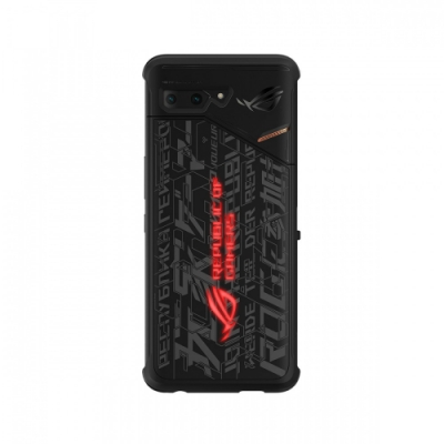 ASUS ROG Phone II (ZS660KL) 原廠炫光智慧保護殼
