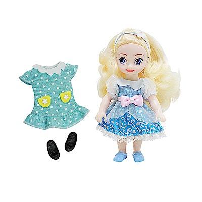 迪士尼公主系列 4吋迷你灰姑娘
