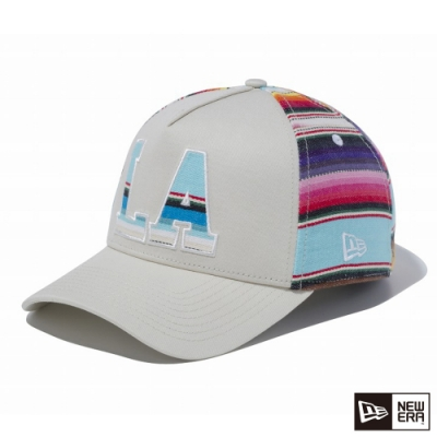 NEW ERA 9FORTY 940 SERAPE NE 白/混色 棒球帽