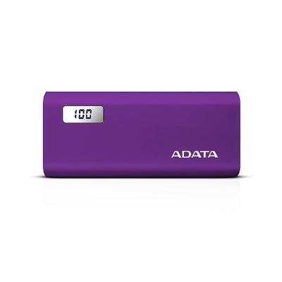 ADATA 威剛 P12500D 行動電源 12500mAh 紫色