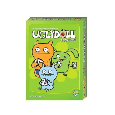歐美桌遊 醜娃娃 UGLYDOLL CARD GAME 中文版
