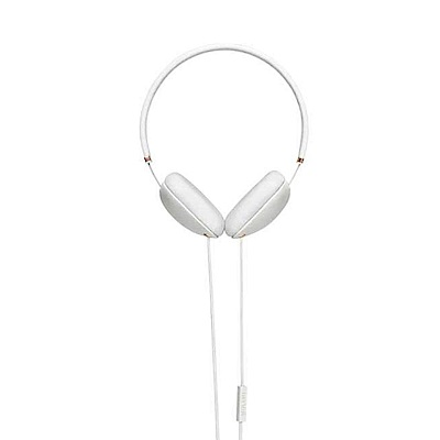 Molami Plica 小羊皮可拆式耳罩式耳機(白)