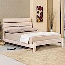 Homelike 雨澤床架組-雙人5尺(不含床墊)-152x202x106cm