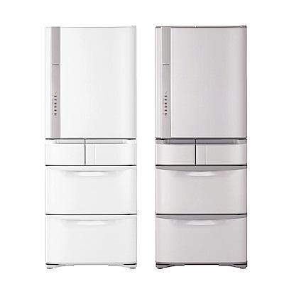 日立483公升日本原裝變頻五門冰箱RS49HJ