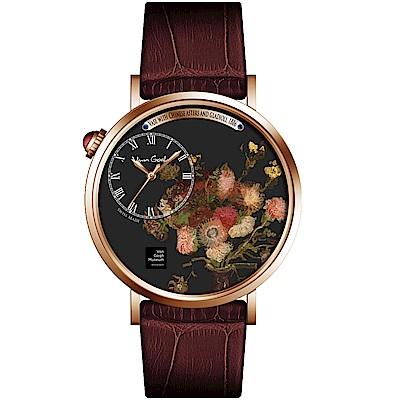 梵谷Van Gogh Swiss Watch梵谷演繹名畫女錶(S-RLV-06)