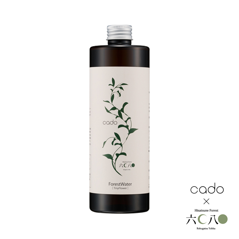 cado 六月八日 天然芳香蒸餾水Forest Water (瓶)-公司貨