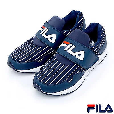FILA男LAZY慢跑鞋-丈青1-J312R-331