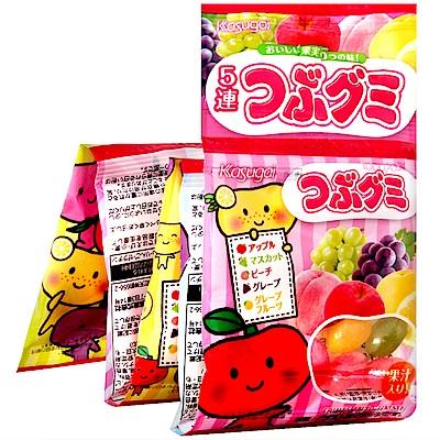 春日井kasugai 5連雷根軟糖 (80g)