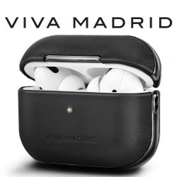 VIVA Airpods Pro Nappa 真皮保護套-黑色