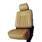 【葵花】量身訂做-汽車椅套-日式合成皮-開運條紋A-休旅車9人座1-3排