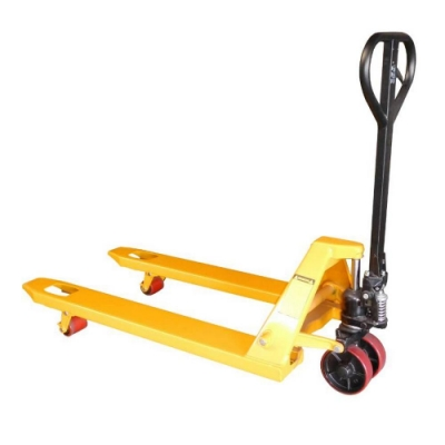 COLOR 液壓(中)拖板車-PU單輪(2500kgs)