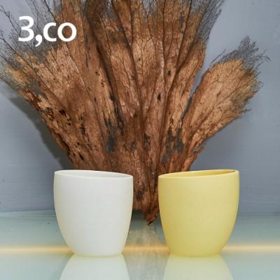 3,co 海洋海鳥小杯(雙色組) - 白+黃