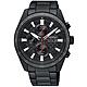 SEIKO精工  編織紋紳士太陽能三眼計時手錶(V176-0AW0SD/SSC657P1) product thumbnail 1