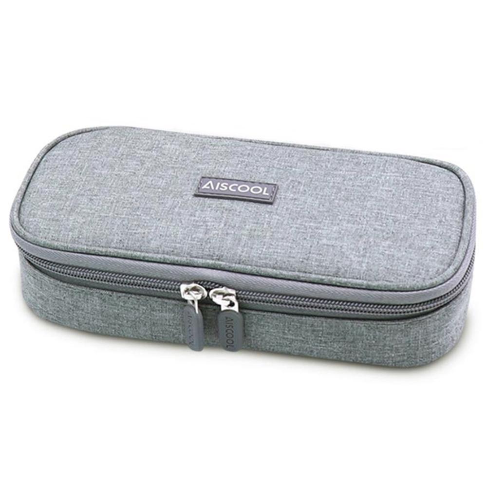 AISCOOL超大容量1.3公升立體鉛筆盒文具收納盒X0027系列鉛筆盒袋鉛筆袋化妝包