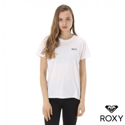【ROXY】ROXY SURF CLUB T恤 白