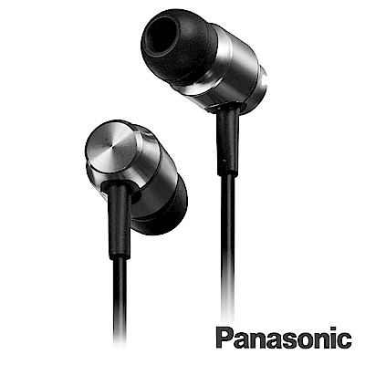Panasonic 國際牌高解析耳道式耳機麥克風(RP-HDE5M)