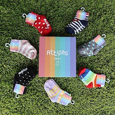 韓國Attipas 嬰兒襪禮盒(7入)