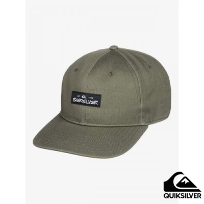 【QUIKSILVER】BAD DADDY 帽 軍綠