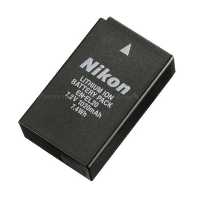 Nikon EN-EL20 / ENEL20專用相機原廠電池 (全新密封包裝)