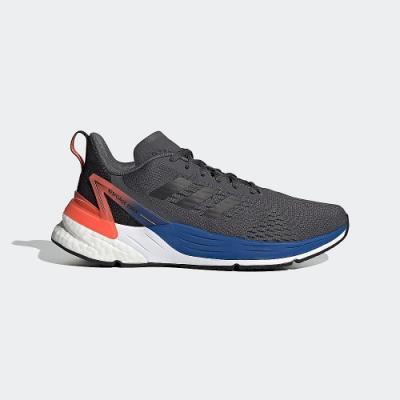 ADIDAS 運動鞋 緩震 慢跑鞋  大童 女鞋 灰 FX6743 Response Super J