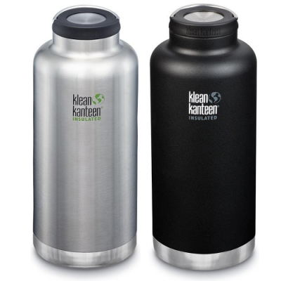 美國Klean Kanteen TK Wide寬口不鏽鋼保溫瓶1900ml