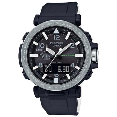 CASIO卡西歐 戶外活動登山錶(PRG-650-1D)