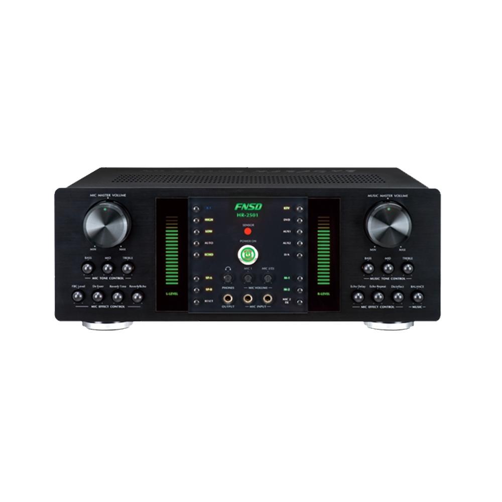 FNSD 華成 HR-2501 多用途混音擴大機