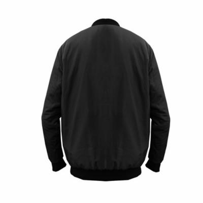EGXtech 女款經典飛行保暖夾克BJ-MA1W(黑)