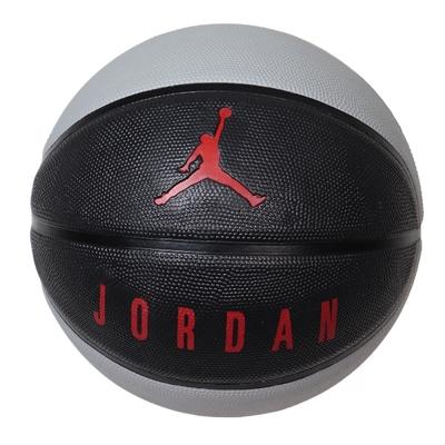Nike 籃球 Jordan Playground 8P 喬丹 飛人 7號標準球 運動 黑 灰 J000186504-107