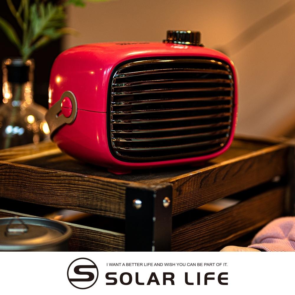 Pro Kamping領航家 CUBOID電暖器(復古小桃) PC-HT02.小桃露營電暖爐 PTC陶瓷電暖器 浴室暖氣暖爐 迷你電暖爐 復古暖風機