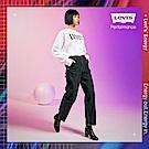 Levis 女款 Balloon 時髦高腰繭型褲 LEJ 3D褲 及踝款