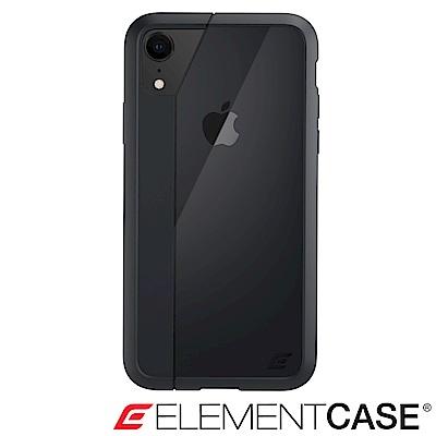 美國 Element Case iPhone XR Illusion 輕薄幻影防摔殼 -黑