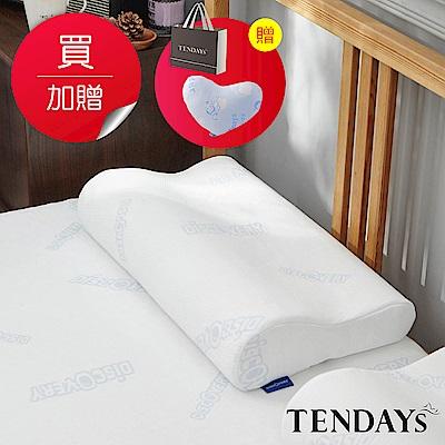 TENDAYS DISCOVERY 柔眠枕(晨曦白) 8cm