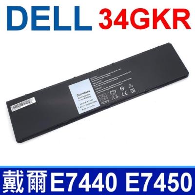 戴爾 DELL 34GKR 4芯 高品質 電池 G95J5 PFXCR T19VW V8XN3 5K1GW G0G2M 3RNFD Latitude E7440 E7450 14-7000