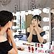 Ms.elec米嬉樂 奢華訂製燈泡化妝鏡 LED化妝鏡 電視鏡 燈泡鏡 product thumbnail 2