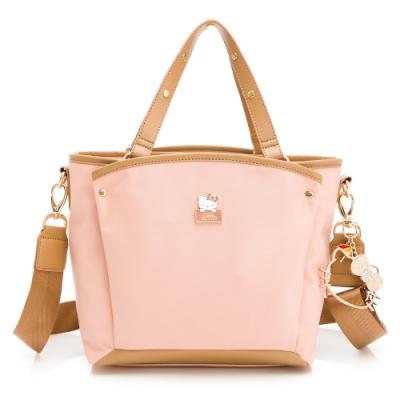 Arnold Palmer - 三層式手提包附長背帶 Charming系列 - 粉色