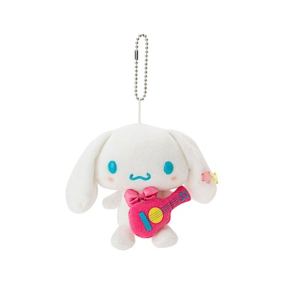 Sanrio SANRIO明星夏日假期系列造型玩偶吊鍊(大耳狗喜拿)