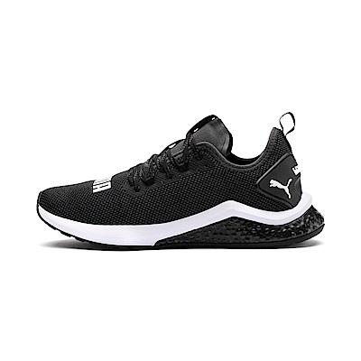 PUMA-Hybrid NX 男性慢跑運動鞋-黑色